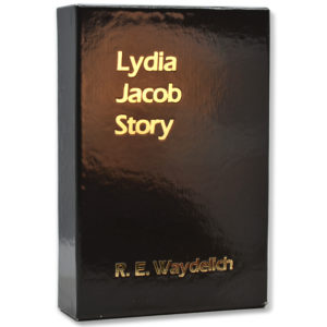Lydia Jacob Story OH cards