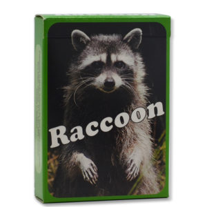 Racco0n cards OH cards
