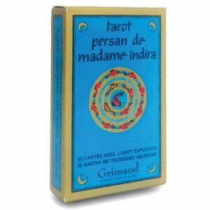 Persian Tarot, Madame Indira