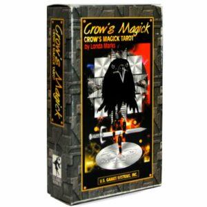 Crow's Magick Tarot Deck