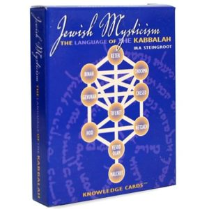 Jewish Mysticism Knowledge Cards