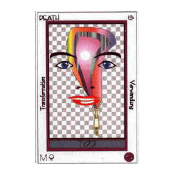 Experimental Tarot Deck