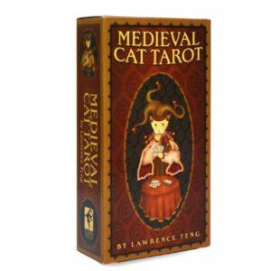 Medieval Cat Tarot Deck