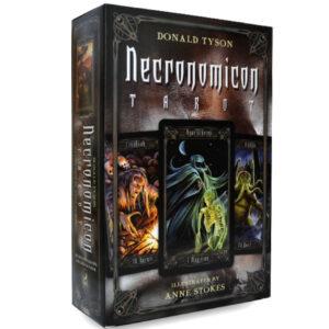Necronomicon Tarot Set