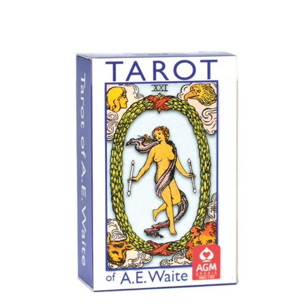 Tarot of A.E. Waite pocket