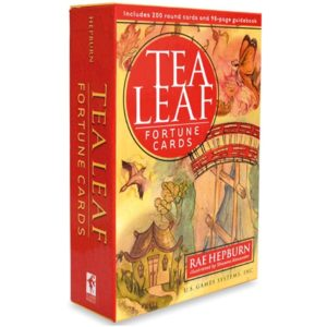 Tea Leaf Fortune Cards Set