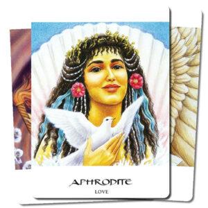 The Goddess oracle set