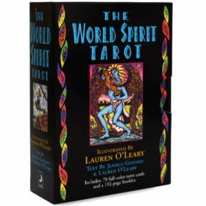 World Spirit Tarot Mini Kit