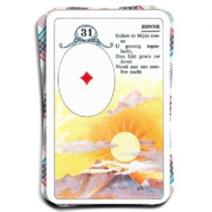 Madame Lenormand kaarten