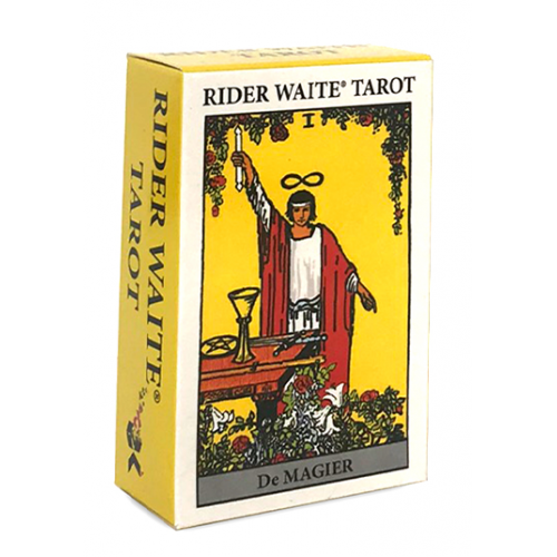 Rider Waite Tarot pocket NL