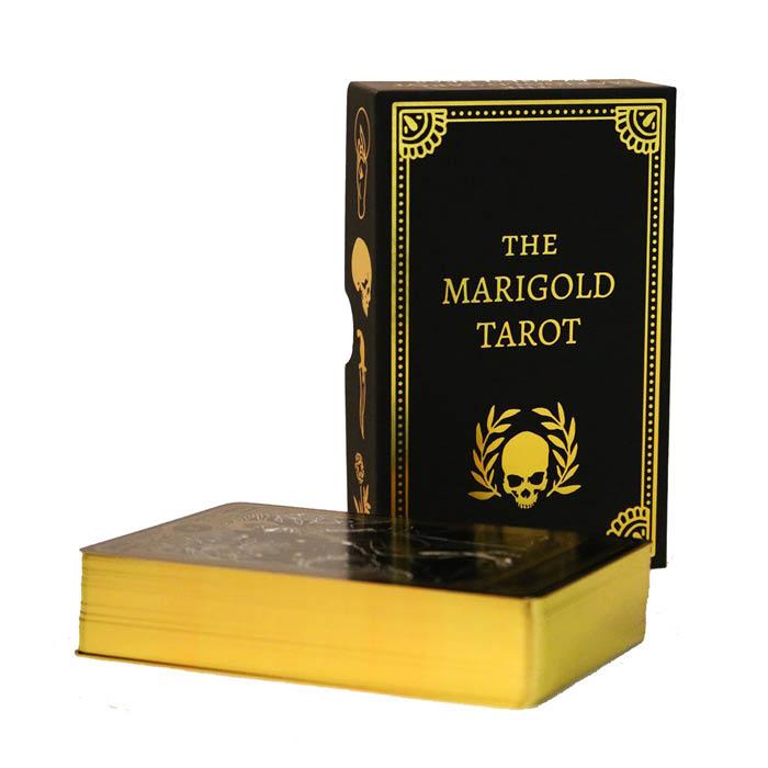 The Marigold Tarot packshot