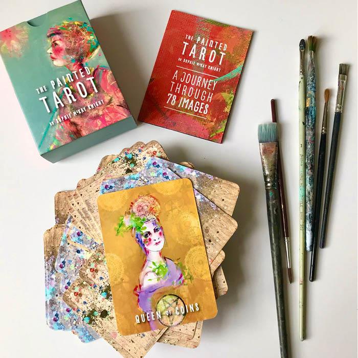 The Painted Tarot, Sophie Mc Kay Knight