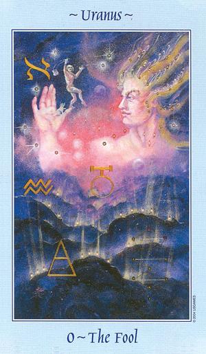 The-Fool-Celestial-Tarot-Deck