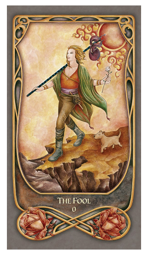 The-Fool-Fenestra-Tarot
