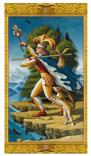 The-Fool-Mystical-Tarot