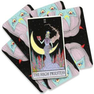The Moon Power Tarot