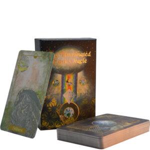 The Illuminated Earth Oracle deck